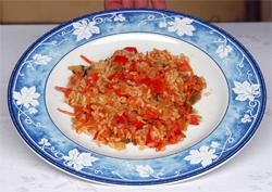 Mi experiencia en el concurso de recetas de arroz