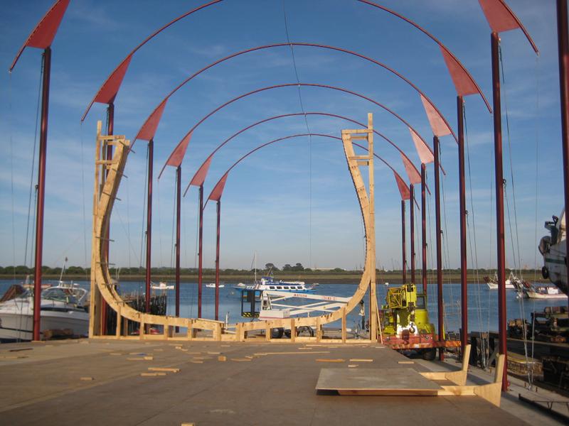 Punta Umbría, un galeón y la investigación alimentaria