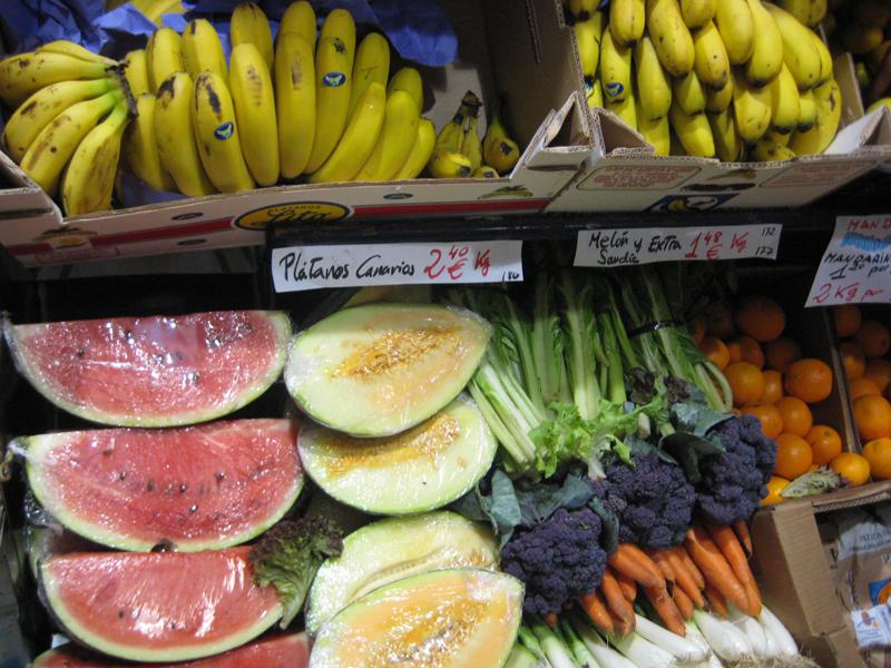 El valor de una buena frutería