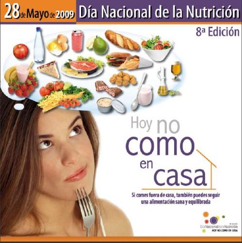 Post número 400-Día de la Nutrición