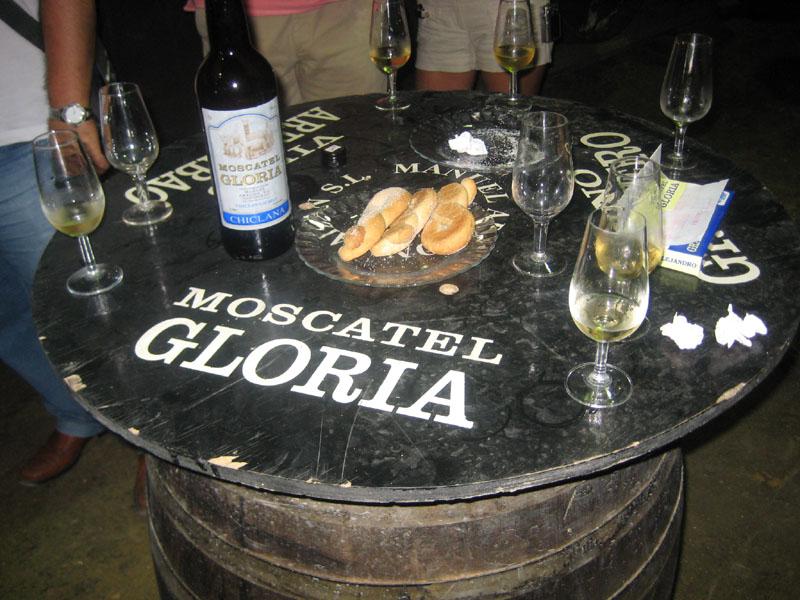 Visitas de comé en Chiclana