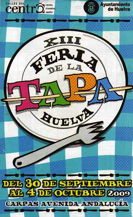 XIII Feria de la Tapa de Huelva