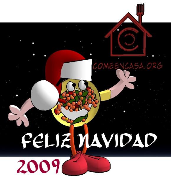 Potajito felicita la navidad