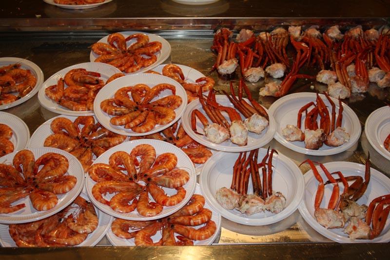 Muestra de la Gastronomía de Huelva en Sevilla