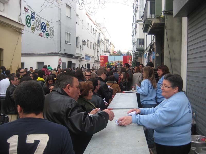 Dobladillada Popular en Cádiz