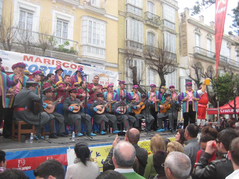 Y el carnaval chiquito 2010