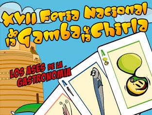 XVI Feria Nacional de la Gamba y la Chirla en Punta Umbría