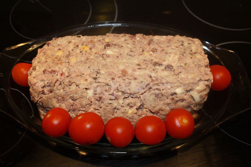 Pastel de carne de Lupe