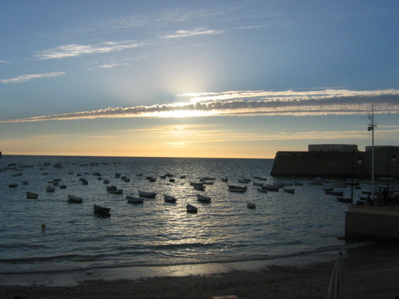 Mar de Caleta