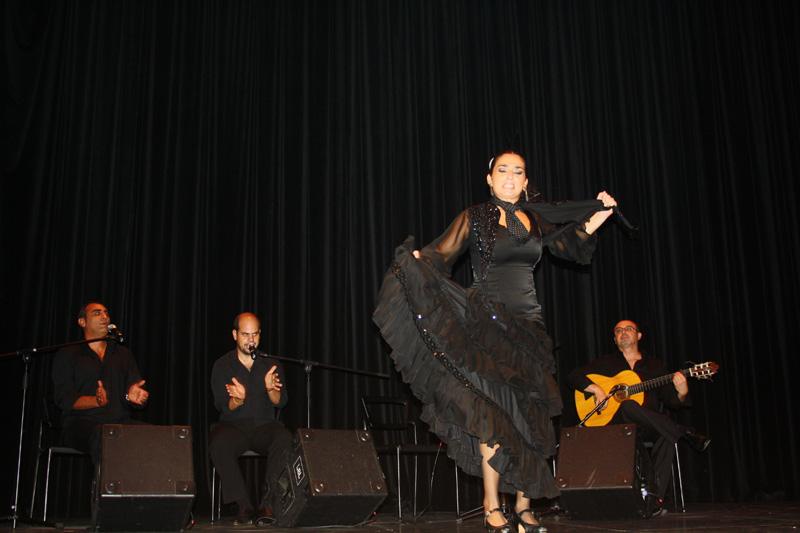 Flamencos Anónimos pero grandes
