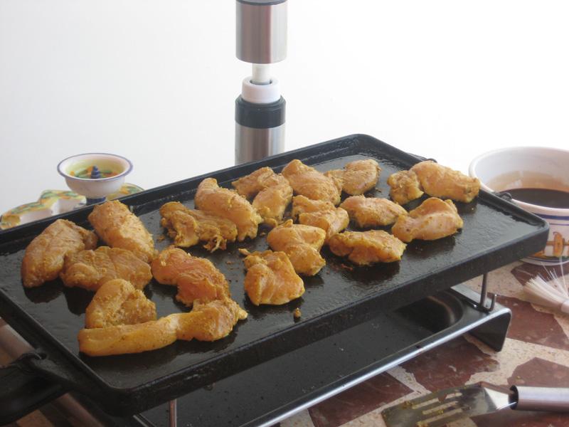 Acrobacias gastronómicas