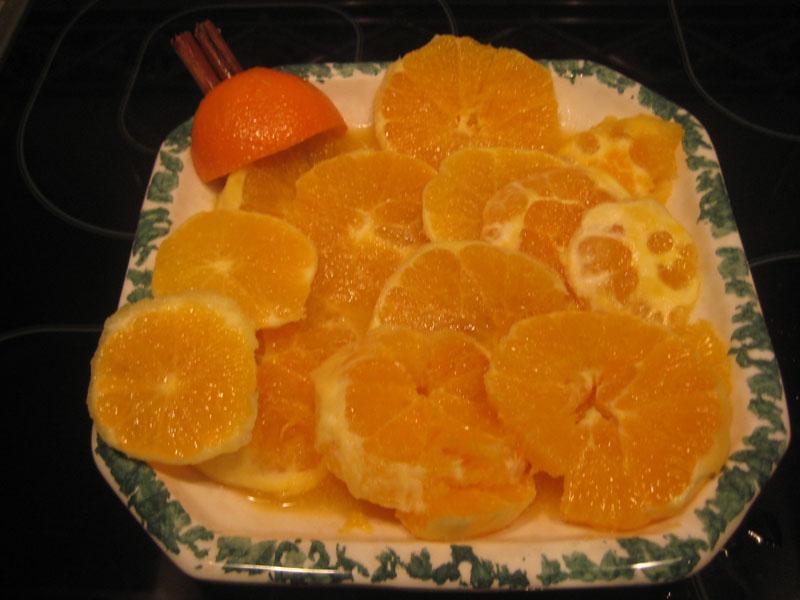 Naranjas chiclaneras