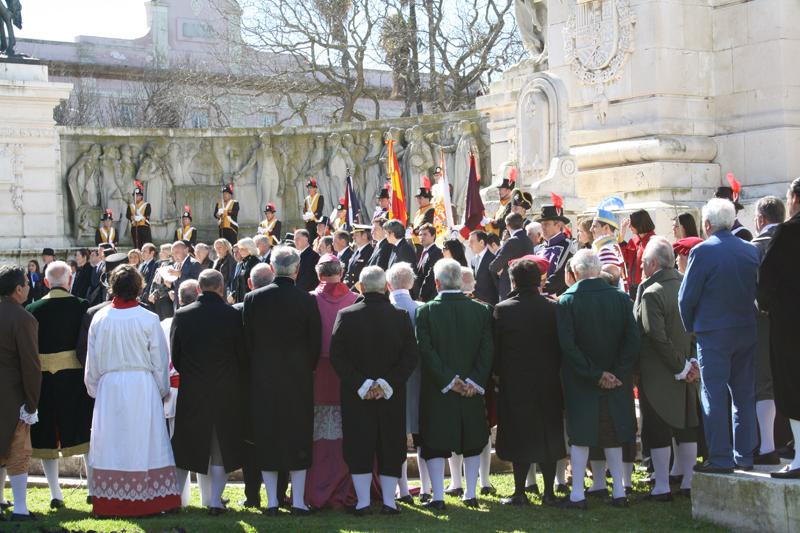 Los diputados de 1812 regresan a Cádiz