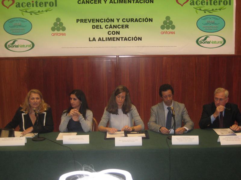 Prevención y curación del cáncer con la alimentación (I)