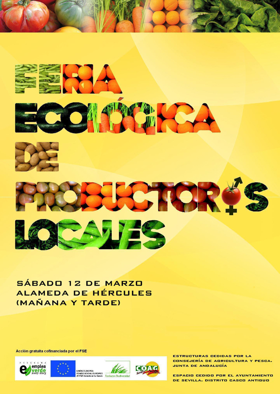 8ª Feria Ecológica de Productos Locales