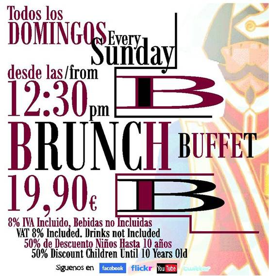 Brunch, Drunch, Sprunch, ¡¡socorrooooo!!