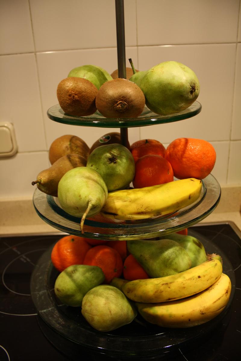 Caprichos pr cticos de mi cocina come en casa - Fruteros de cocina ...