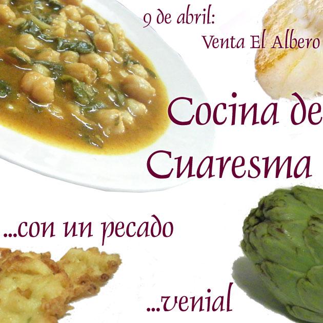 Comida memorable de Cuaresma