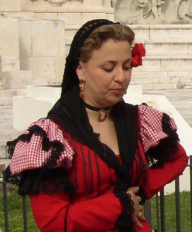 Lola la Pikonera explica Cádiz del Doce