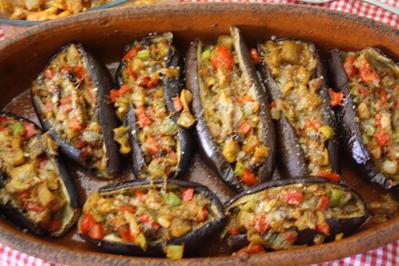 Genial cocinar con berenjenas fotos como cocinar for Como cocinar jabali arguinano
