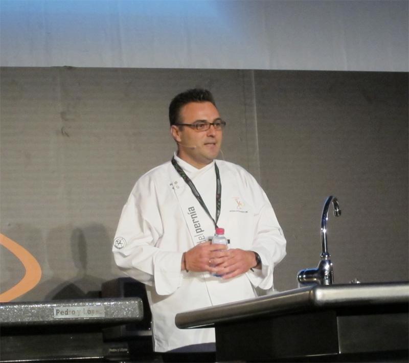 Andalucia Sabor 2011: Fidel Pernia, la emoción de hacer pan