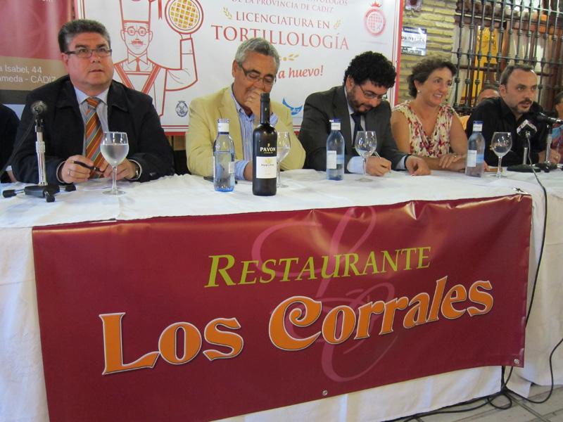 Apertura solemne licenciatura en Tortillología