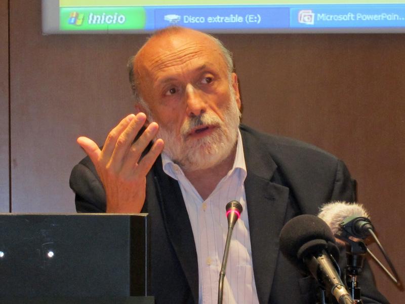 Carlos Petrini en la Universidad de Sevilla