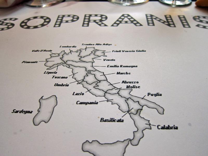 Cocina de Génova y vinos de Sanlúcar en Sopranis