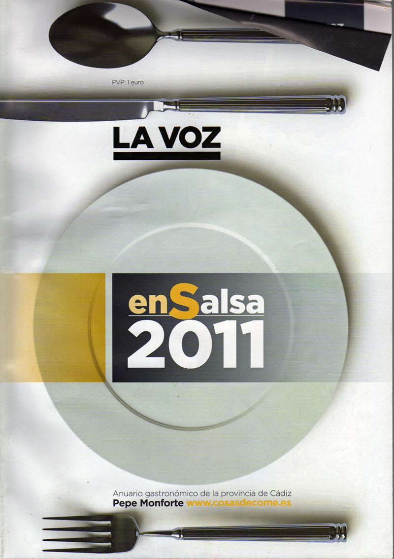 Anuario Gastronómico En Salsa 2011