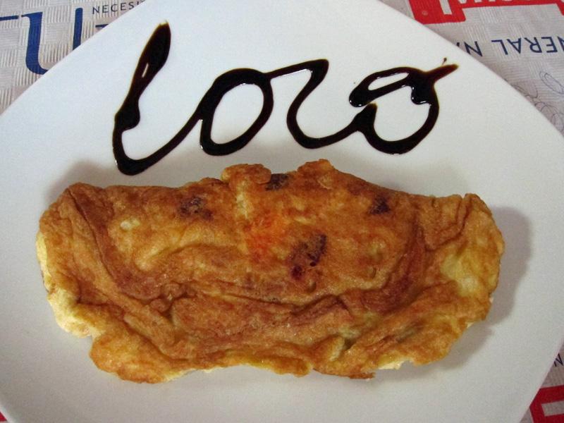 Tortillología: la Tortilla del Loco (Bar Mi Pueblo, Olvera)
