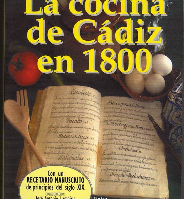 Dos libros sobre la gastronomía del Doce
