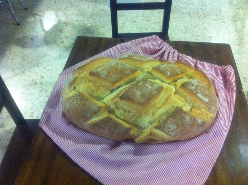 A cada pan, su talega