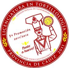 Tortillología: solicitud del título
