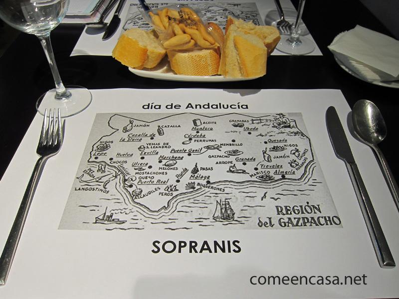 Dia de Andalucía en Sopranis