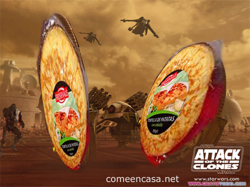 Tortillología: el ataque de los clones