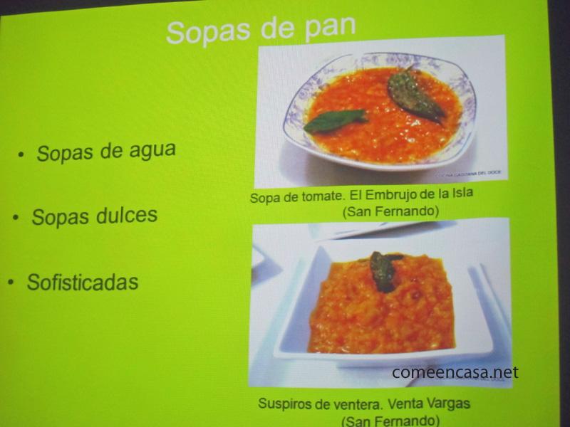 Alimentos del Doce en Sevilla