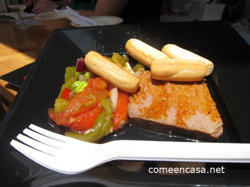 """Muestra Gastronómica """"Tapa de atún de Almadraba"""", Conil"""