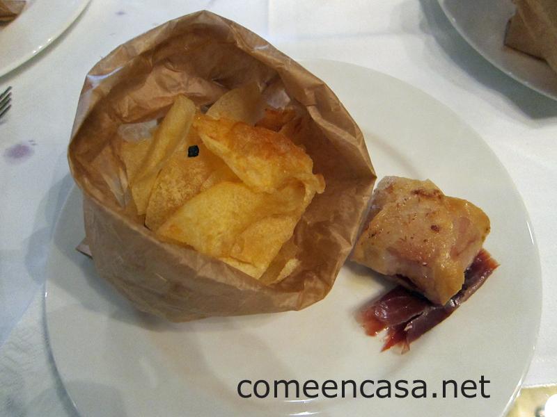 El mejor huevo frito de Sevilla