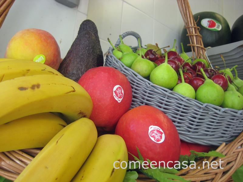 Un dia a frutas