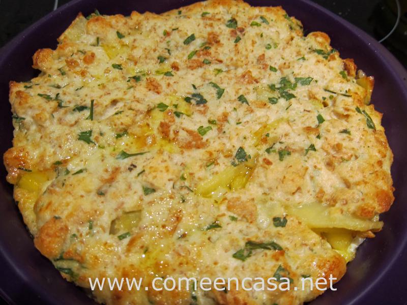 Tortillología: tortilla de la hermana Pascuala