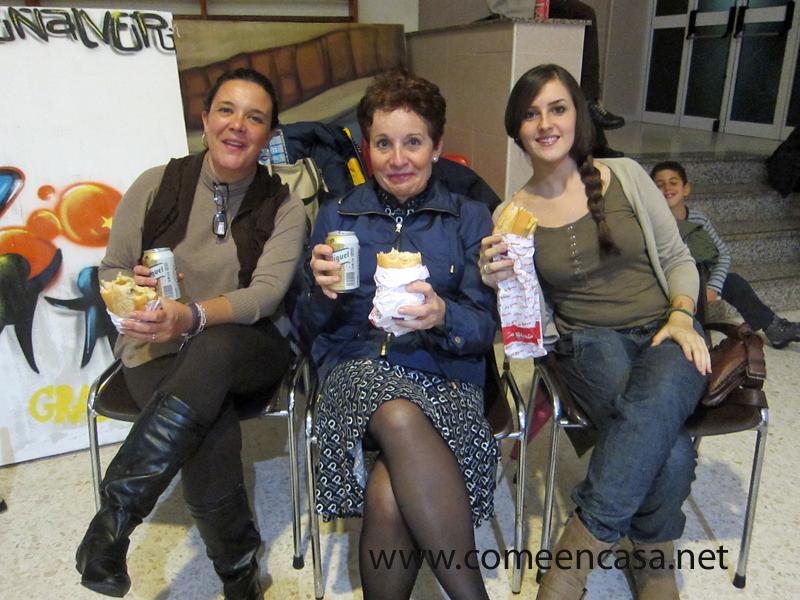 Tortillología: tres bocadillos entre bambalinas