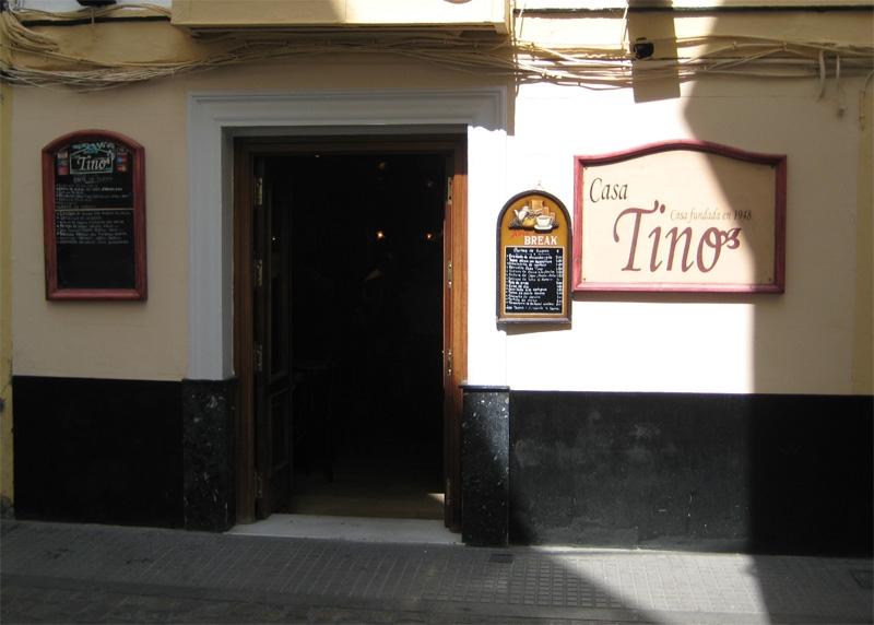 Tortillología: tortillas viñeras de Casa Tino