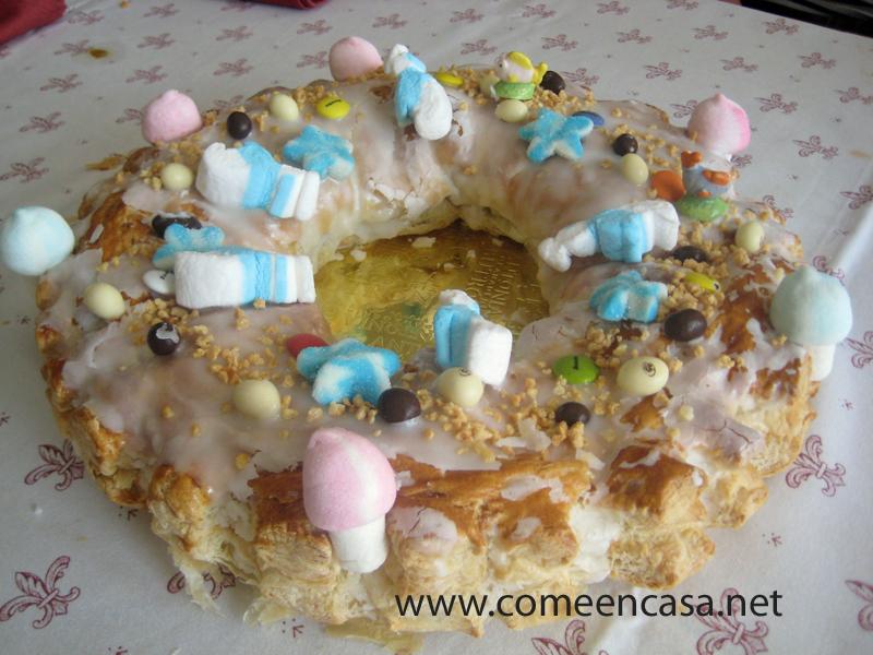 Antonia Butrón crea la «Corona de Reyes»