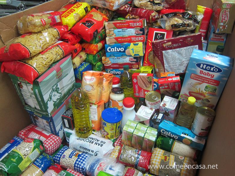 Gran Recogida de Alimentos 2012, la crónica