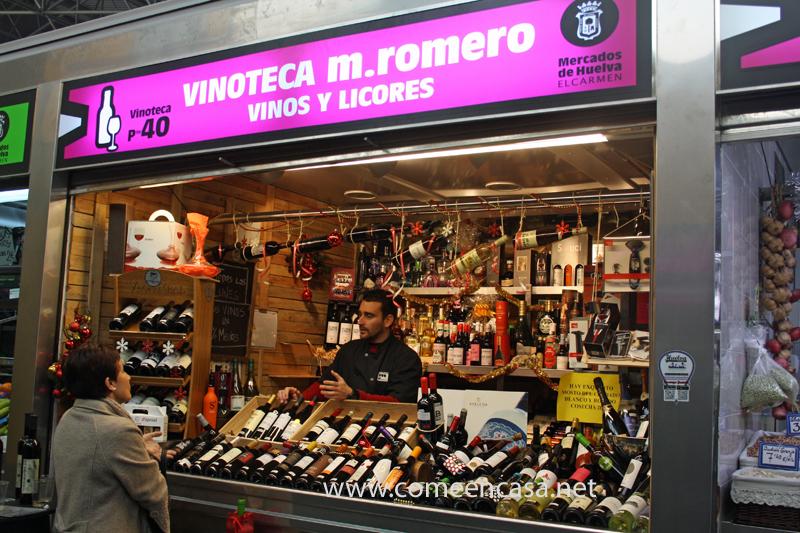 Segundo libro del mercado de Huelva