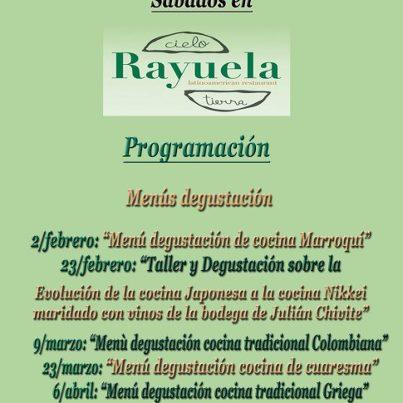 Marruecos en el Rayuela