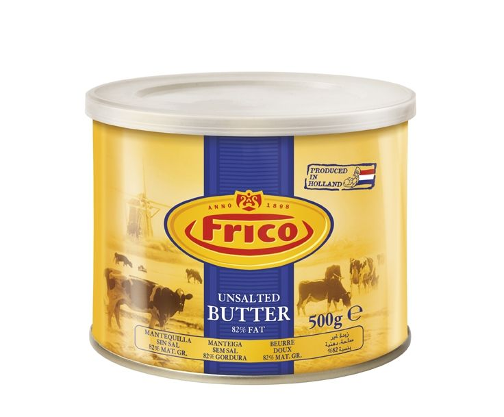 Sobre la mantequilla
