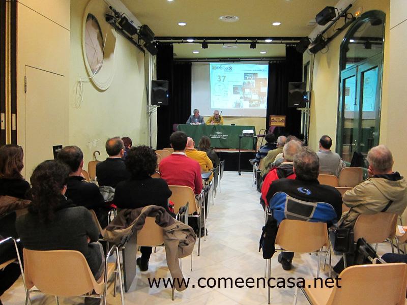 Asamblea anual de Apoloybaco