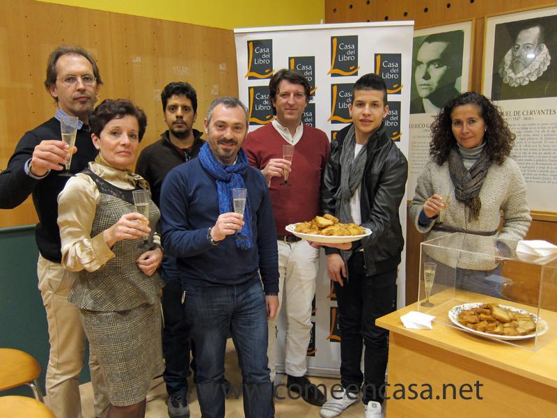 Taller de Cocina de Cuaresma en Sevilla