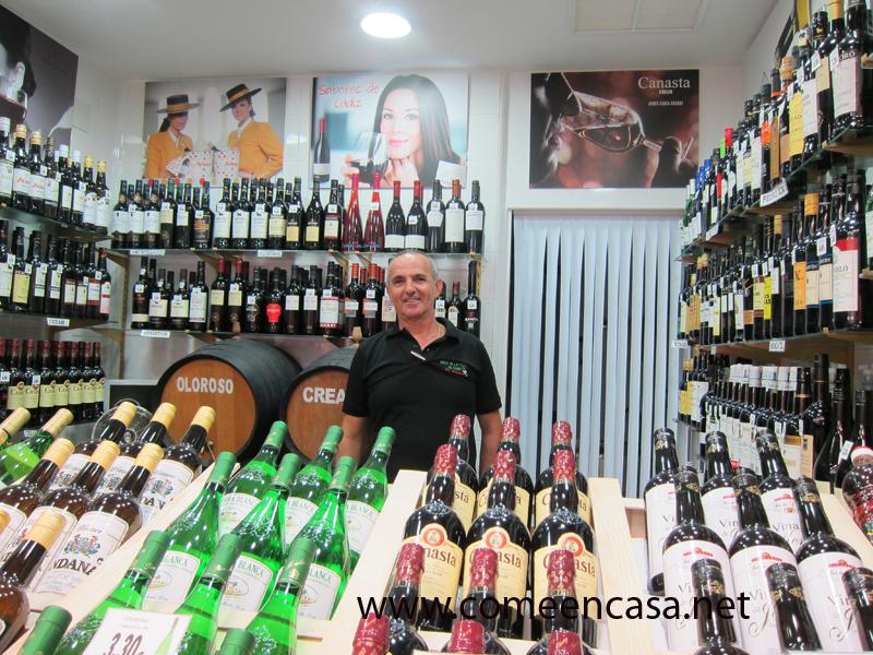 La Bodeguita en el mercado del Rosario